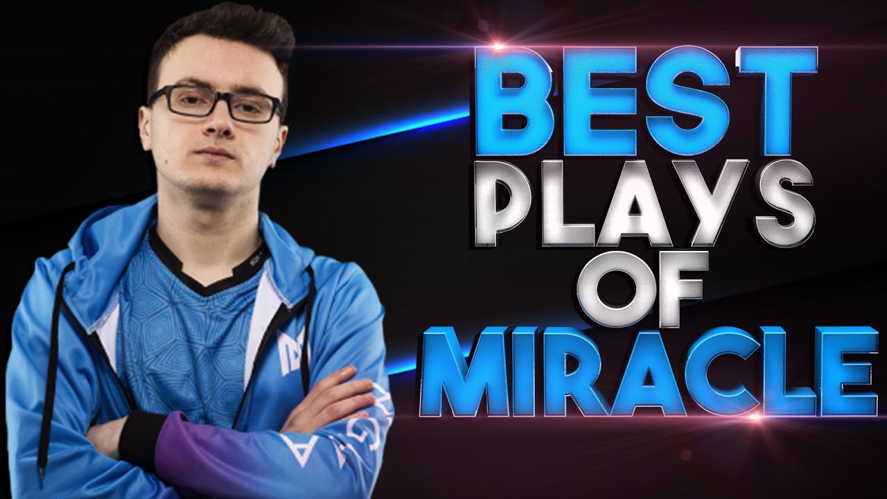 Nigma.Miracle- | BEST Plays of BEYOND EPIC 2020 Dota 2