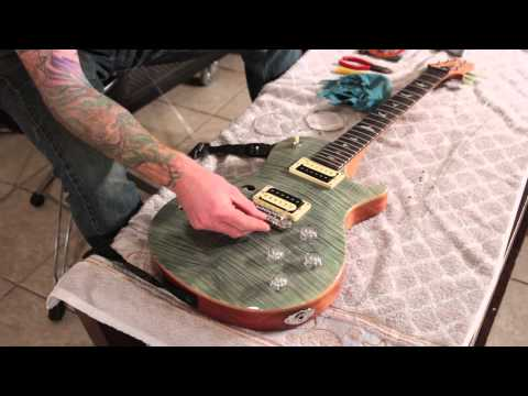 How To Change Guitar Strings- Guitar Gear One