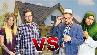 Deutsche Vs Ausländer ⎮ Familie ⎮ Younes Jones