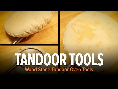 Wood Stone Tandoor Tools - Tandoor Oven Tools