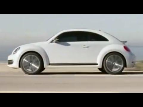 New VW Beetle A5 Funny Commercial Nostalgic TV Ad - Carjam Car TV HD 2014