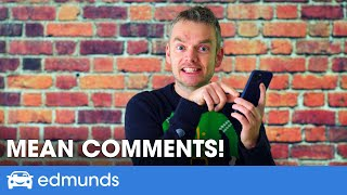 We Read Your Comments! | Best, Worst and Meanest Comments of 2020 | Edmunds Reacts
