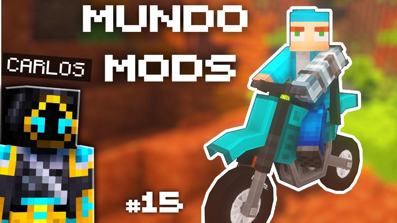 La MEJOR FORMA de EXPLORAR Rápido en Minecraft 😍 Mundo Mods: Returns #15