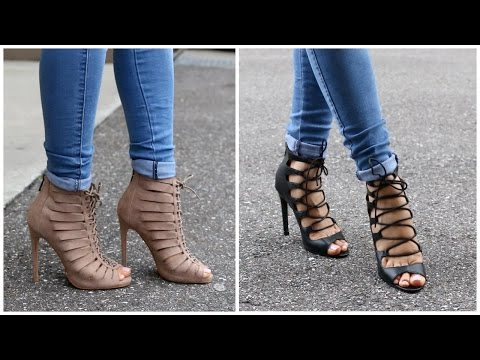 Try On Shoe Haul + Win FREE Shoes!
