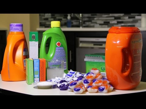 Laundry Pods Are Convenient, But They're Still Dangerous For Kids