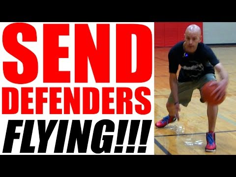GUARANTEED To Send Defenders Flying: Snatchback Crossover Move
