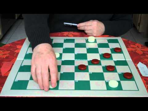 THE SECRET OF WINNING IN CHECKERS