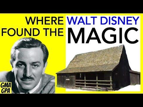 Where Walt Disney Found The Magic - From Marceline To Magic Kingdom - Exploring Walt's Boyhood Home