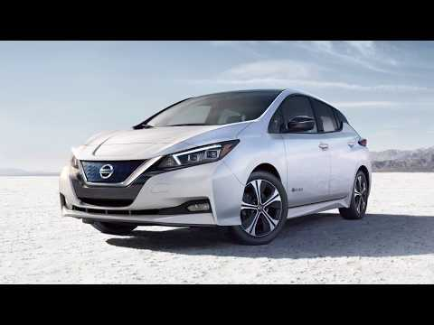 2018 Nissan LEAF - ProPILOT™ Assist (if so equipped)