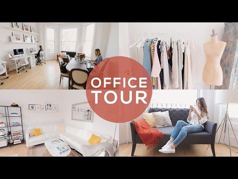 Office Tour   Mimi Ikonn