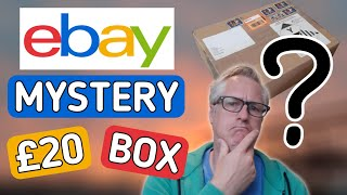 Ebay Mystery Box Unboxing 2