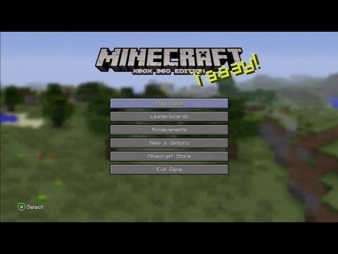 How to play Minecraft XBOX360 split screen online with just one xbox live account