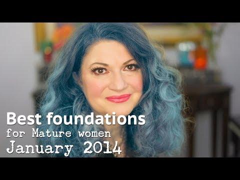Best foundations for women over 50 | amymirandamakeup