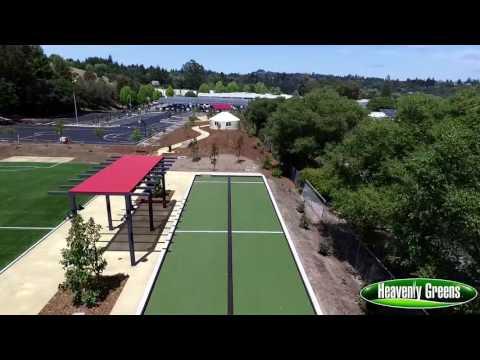 Heavenly Greens Artificial Turf Systems – Plantronics, Santa Cruz, CA