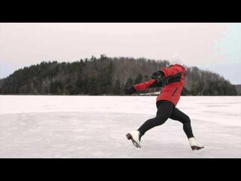 Oxygen Project - Scene 017 - Ice Skating