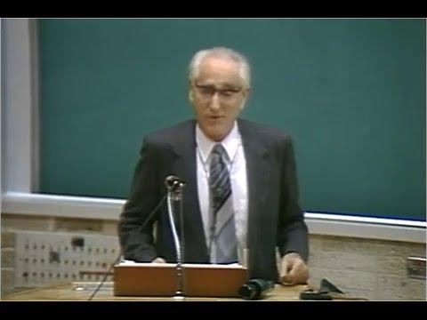 Heinz  Gerischer in 1984