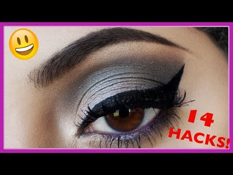 HOW TO: Do PERFECT Eyeshadow/Eye Makeup | 14 EASY Steps | Round \ Douwnturned Eyes
