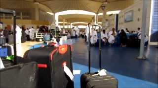 "*Hajj Vlogger* - My Hajj Journey (2013) - Part 2 - ""Jeddah to Makkah"""