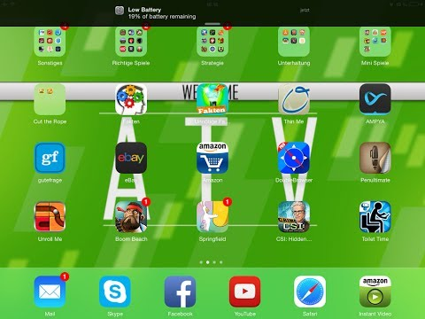 IOS 7 Cydia Tweaks - PowerBanners - Change Pop Ups to Banners [HD]
