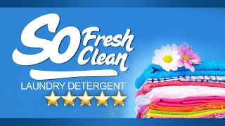 So Fresh and So Clean Laundry Detergent - (844) 200-7627