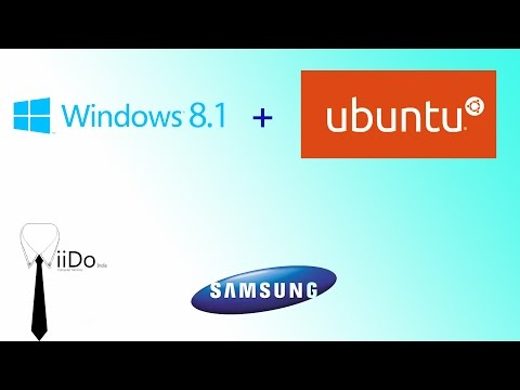 Easy Steps : Install Ubuntu 14.04 alongside Windows 8/8.1 - Samsung Series 3 NP370R5E-S06IN