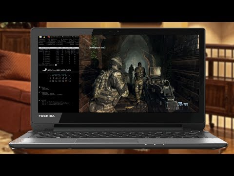How to set up Steam in-home streaming for a Linux(or windows) laptop!