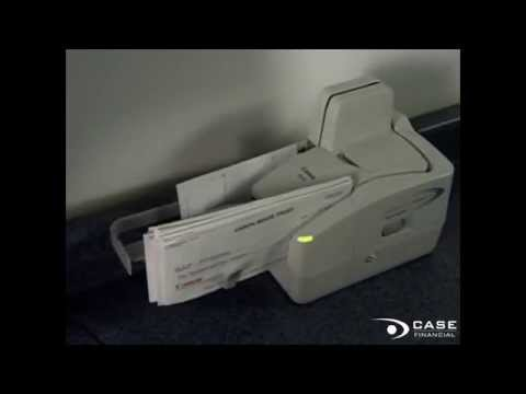 Canon Check Scanners (CR-25, CR-55, CR-80)