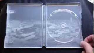 Fast & Furious 6 Blu-ray Steelbook UK