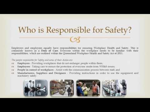 Presentation - BSBOHS509A Unit 2, Assessment 3 by Travisty