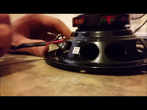 How to wire new speakers the easy way