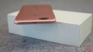 Mi A1/5X Rose Gold Unboxing [HD]