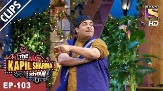 Doodhwala Meets Sunidhi Chauhan And Hitesh - The Kapil Sharma Show - 6th May, 2017