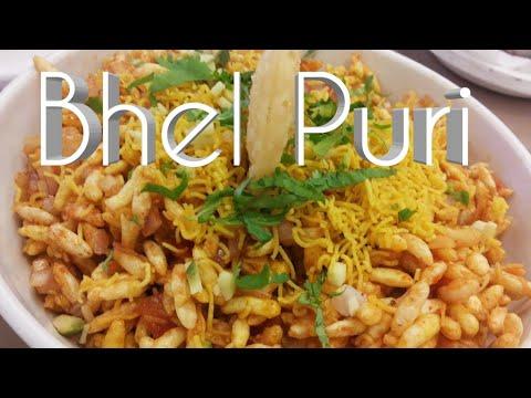 How to make Bhel puri//भेल पूरी सिंपल तरीके से कैसे बनाये