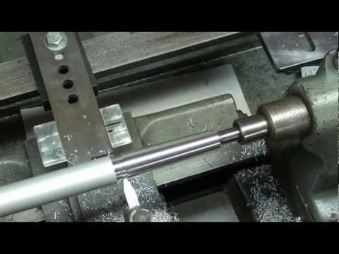 MACHINE SHOP TIPS #74 Turning a Morse Taper Part 2 of 2 tubalcain