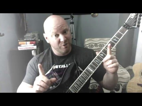 Free Daily Lead Guitar Workout eBook - Lead Guitar Exercise 1 - In the Beginning
