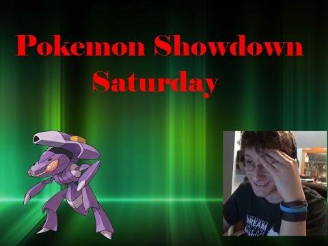Lots of Rambling... || Pokemon Showdown Saturday (vs. zzmaik123)