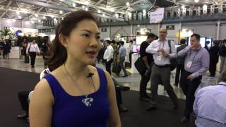 FinTech Festival Day 3 Highlights - FinTech Conference interview with Caroline Lee