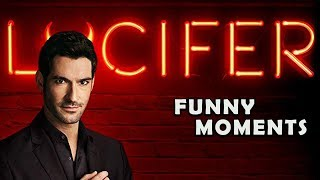 Lucifer Humor | Mr. Morningstar Funniest Moments