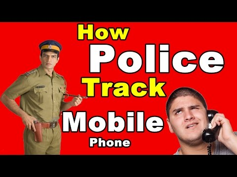 [Hindi] How Police Can Track Your Mobile Phone | Explained Briefly