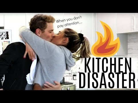 COOKING DINNER FOR MY GIRLFRIEND!!! | Cameron Fuller