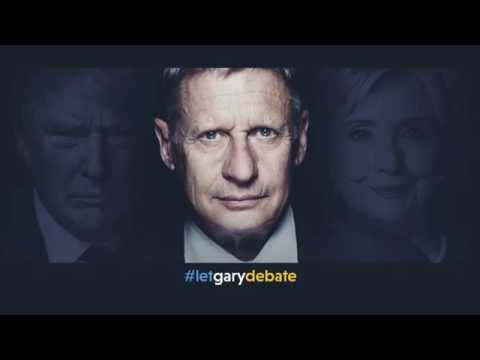 Reasons to #LetGaryDebate