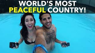 Download The most Peaceful Country | Nas Daily Video