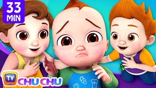 Download Baby is Sick Song + More Nursery Rhymes by ChuChu TV Video