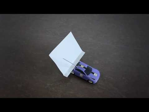 INFINITY PAPERPLANE III - How To Make A Paper Airplane Fly Forever!
