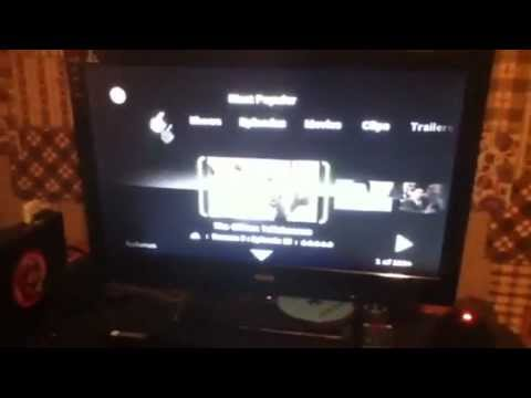 Hulu Plus on Nintendo Wii