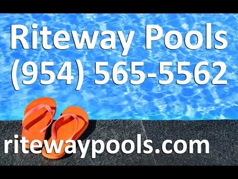 Pool Contractor Broward County, Florida   Pool Builders in Broward County