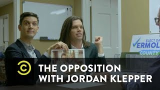 The Gay Who Would Be Clerk - The Opposition w/ Jordan Klepper