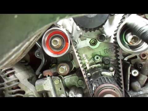 2003 Hyundai Santa fe 2.7L V6 / Timing Belt Tip