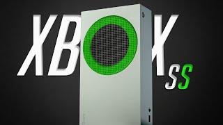 Xbox Series S — неужели все так плохо? Полный обзор!