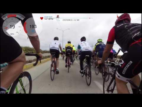 Rosarito Ensenada Bike Ride May 6, 2017 - It Rained!